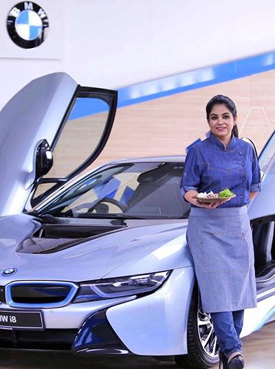 PB Profile - BMW