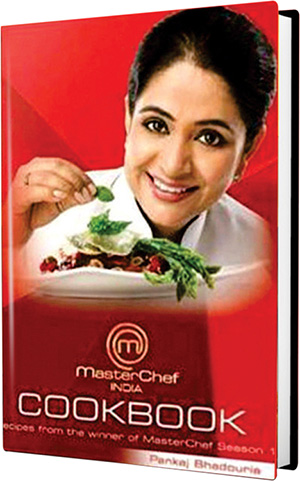 MasterChef India Cookbook