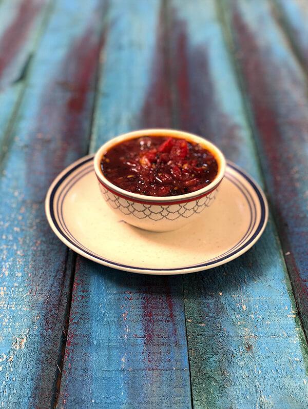 Tomato Chutney Image
