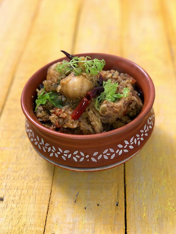 Baithauwa Chicken Image