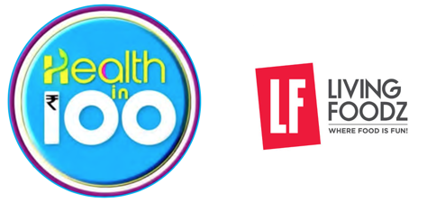 Health in 100 (Living Foodz)