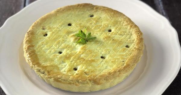 Keema Matar Pie