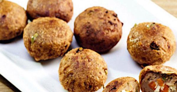 Khoya Khubani Kebabs
