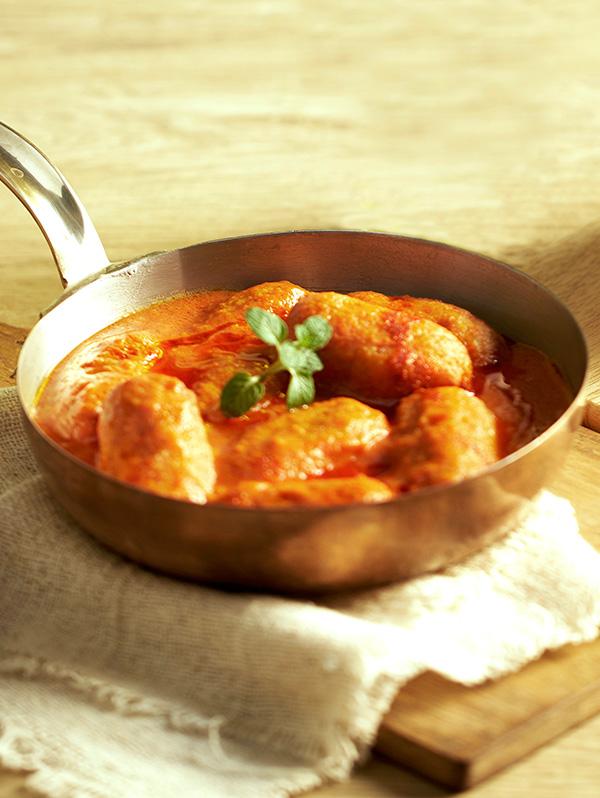 Malai kofta curry Image