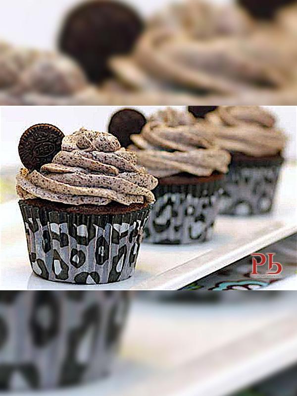 Oreo Cupcakes Image