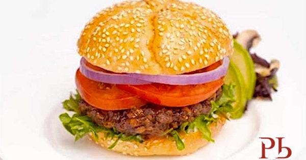 Rajma Burger