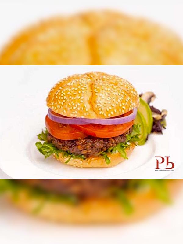 Rajma Burger Image