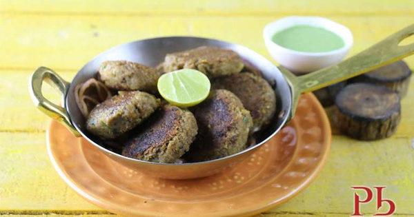 Soya Shami Kebabs